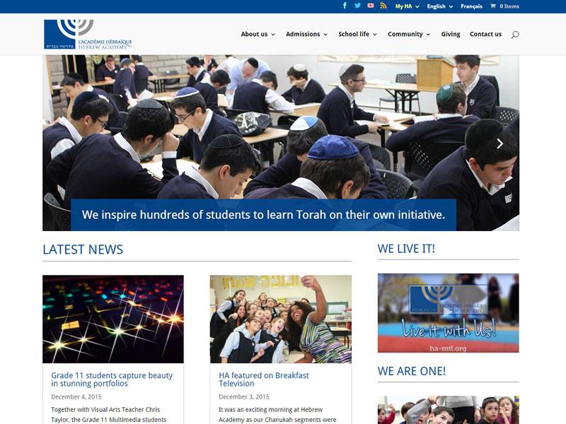 Hebrew Academy School
