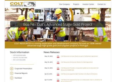 Colt Resources