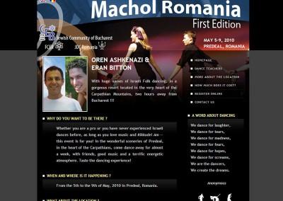 Machol Romania