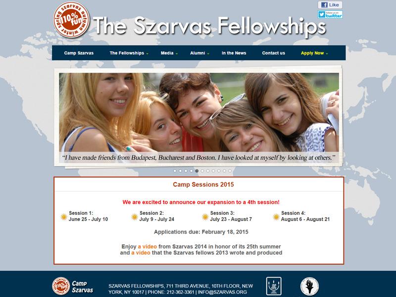 Szarvas Fellowships