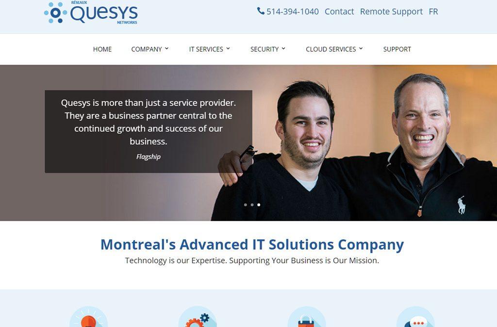 Quesys Inc.