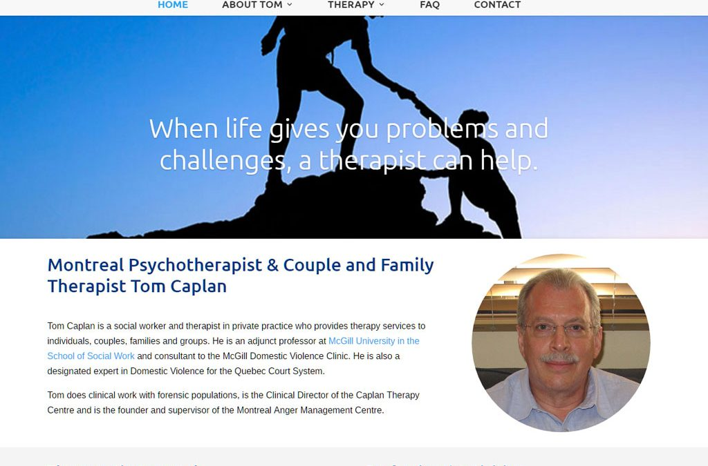 Tom Caplan Therapist